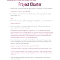 Group 6 Project Charter