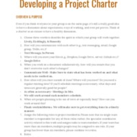 Group 3 Project Charter